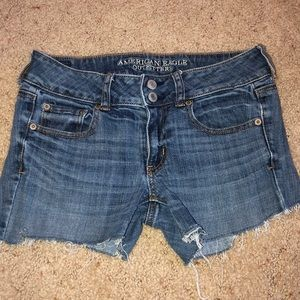 American Eagle Jean Shorts 4